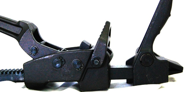 Heavy-Duty Feedwheel Pusher Rack Tensioner