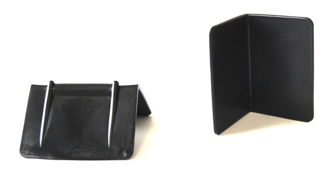"Plasic Edge Protector - 2 - 1/2"" x 1 - 3/4"""