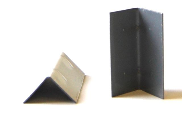 Aluminum Edge Protection : Plasic edge protector  ep