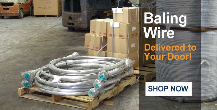 14 Gauge Baling Wire : Aaa baling and strapping we tie it all together