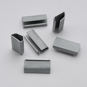 Polyester Strapping Serrated Seals - Snap-On, Serrated Seals